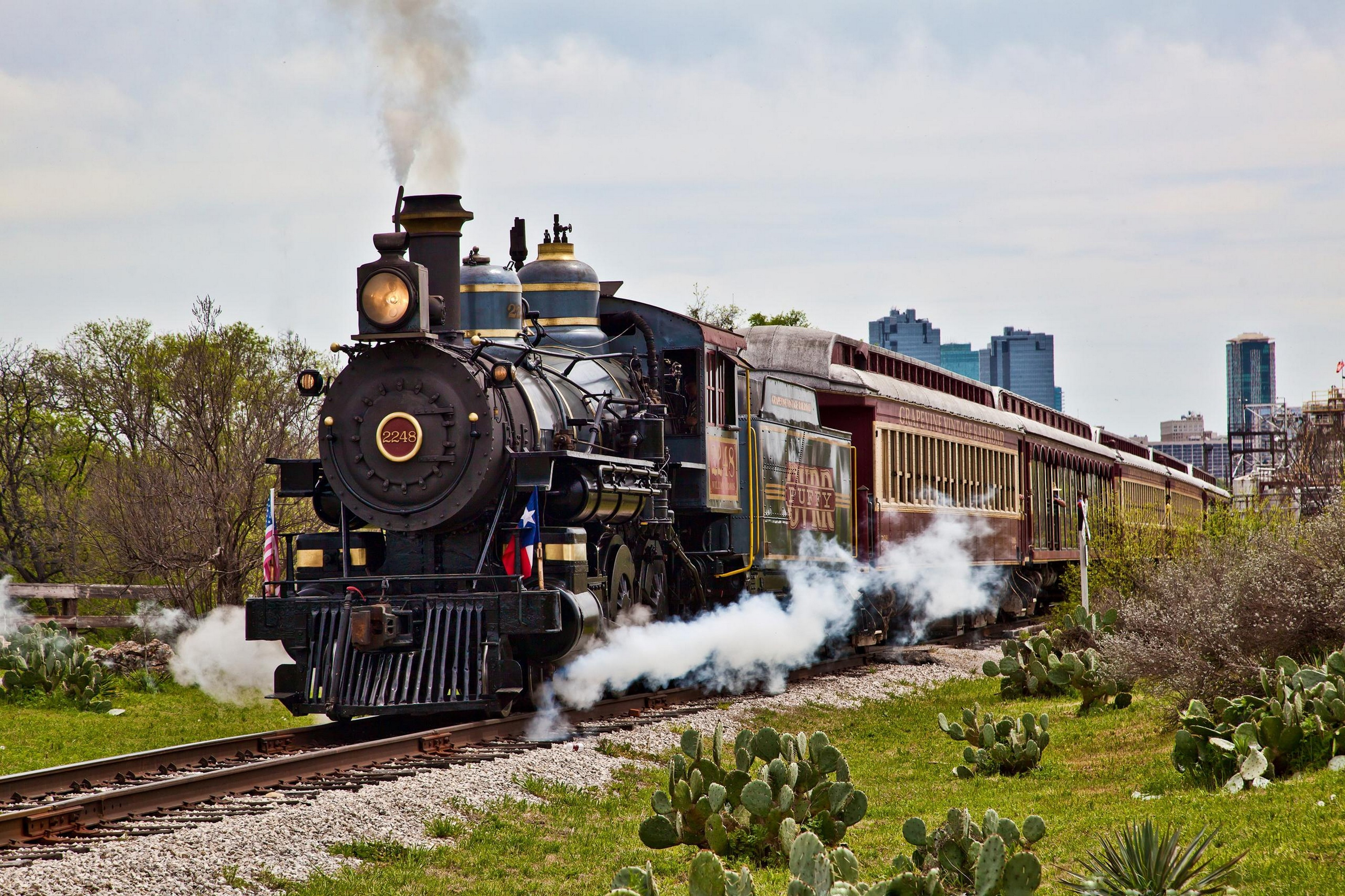 steam train images - HD 2560×1600